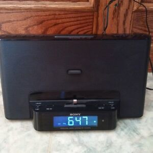 Sony Dream Machine Personal Audio System/Docking Station
