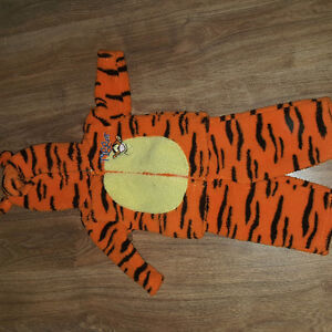 Size 6 months two piece Tigger costume