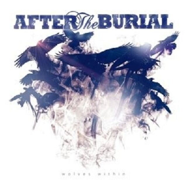 AFTER THE BURIAL - WOLVES WITHIN  CD NEU
