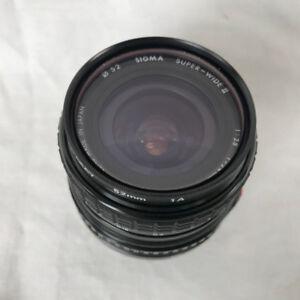 Lentille macro Sigma pour Canon/Macro lens. Sigma for Canon