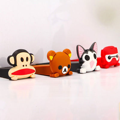 - Cartoon Silicone Figure Door Stopper Wedge Door Jam Catcher Block Home Office