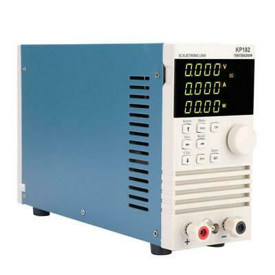 Kp182 Single Channel Electronic Dc Load Tester Meter 200w150v20a Useu Plug Gf