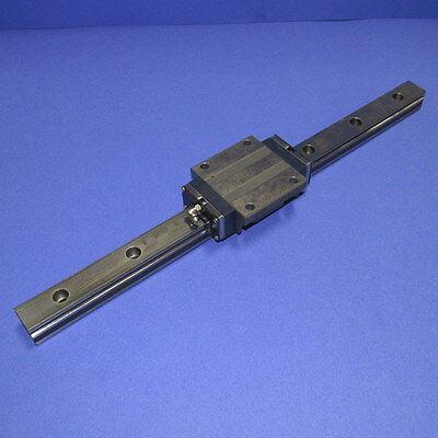 Iko 16-12 Linear Rail Bearing W Bearing Block Lwh25 Nnb