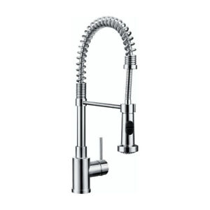 Blanco 400546 Diva Pull Down Dual Spray Kitchen Faucet
