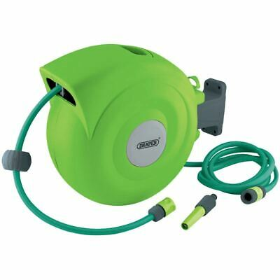 Draper Retractable Garden Hose Reel 20m 15046