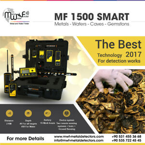 MF 1500 SMARTThe best device for detection and exploration
