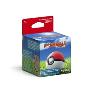 Pokeball Plus Poké Ball Plus pour jeu Pokémon Let's Go