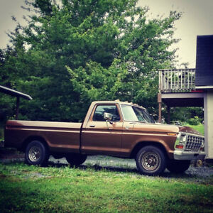 Looking for 1979 F100 parts