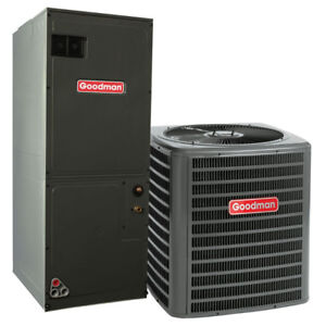 HEAT PUMP/ AC/ FURNACES/ SUPPLY AND INSTALL