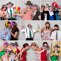 Photo Booth Montreal - Wedding, Corporate Event Or Party