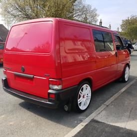 VW transporter t4 2.5 tdi swb