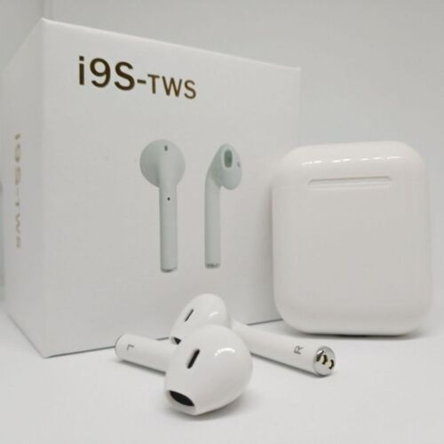 i9s TWS Wireless Bluetooth Earbuds Headphones Headset For iP