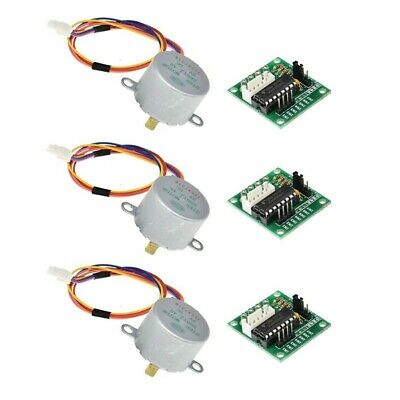 Stepper Motor Module Components Kit Set Electrical Replacement Equipment