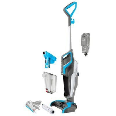 BISSELL CrossWave Aspirador y limpiador multifuncional para suelos y alfombras