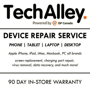 iPhone & iPad Repair + More – TechAlley – 41 Oxford St. West
