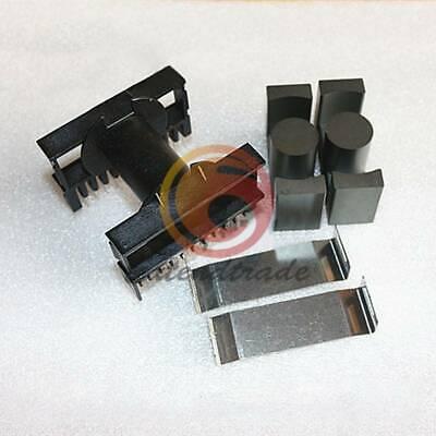 1set Etd54 1111pins Ferrite Cores Bobbintransformer Coreinductor Coil