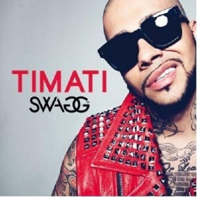 "TIMATI ""SWAGG"" 2 CD NEU"