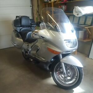 BMW K1200LT.Great 2-up touring bike!