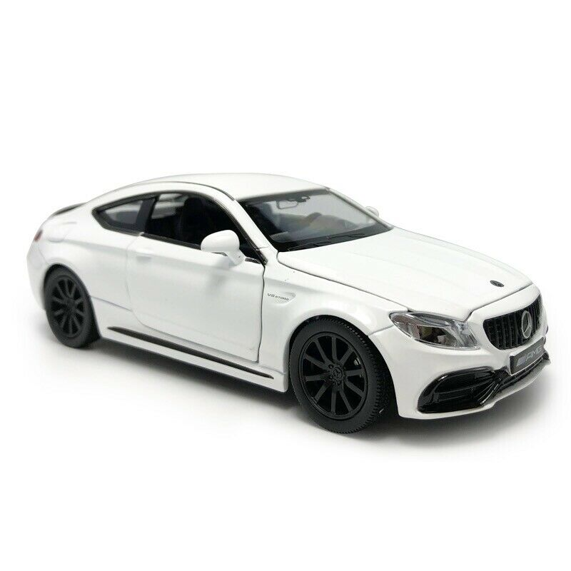 Mercedes-Benz C63S AMG Sports Car 1:32 Model Car Diecast