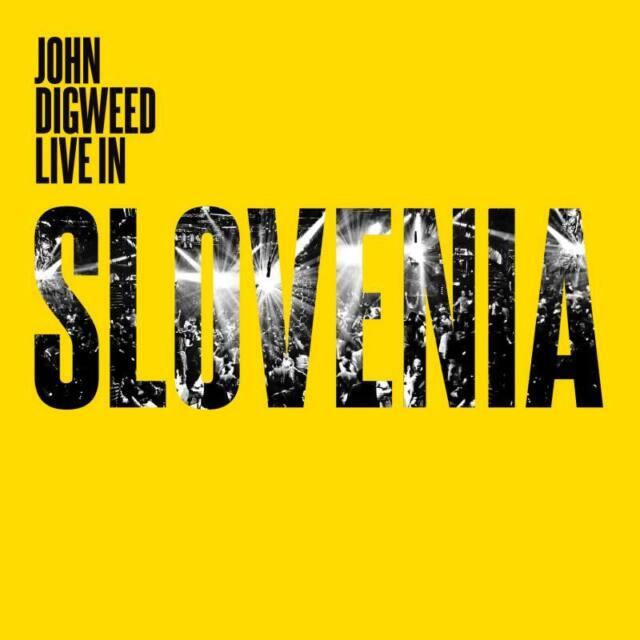 JOHN DIGWEED Live In Slovenia 2CD 2013 Nick Muir Pig&Dan * NEW