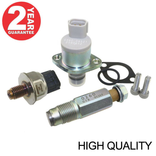 New Diesel Fuel Suction Control Metering Valve Ford Transit MK7 2.2 /& 2.4 TDCi