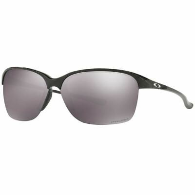 Oakley Unstoppable Sunglasses Polished Black w/Prizm Black Lens Women OO9191 16