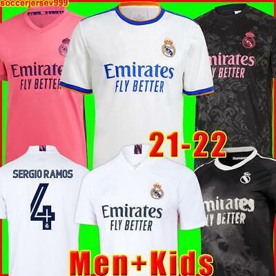 Camiseta Real Madrid 21-22