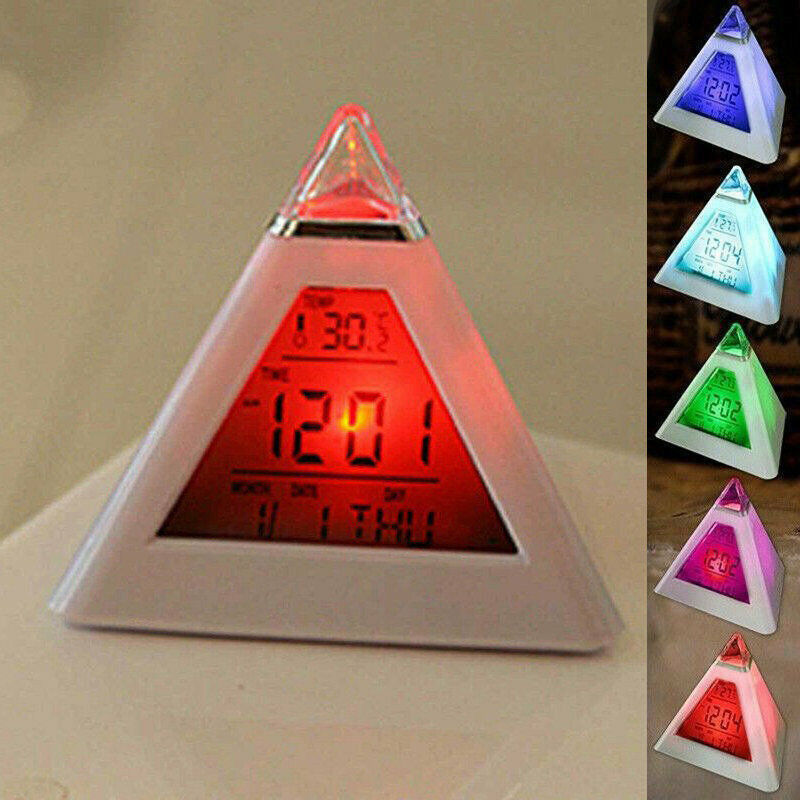 Clock+Cool+Boy+Toy+Girl+Xmas+Present+Gift+Novelty+Gadget+Ideal+For+Kid+Birthday