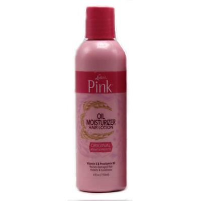 - Luster's Pink Original Oil Moisturizer Hair Lotion for Revives Damaged Hair 4oz
