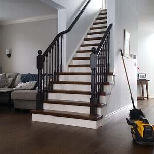 Trussler stairs and railings