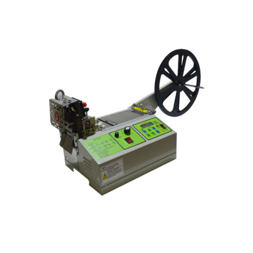 220V Tape Cutting Machine Automatic Digital Hot And Cold Sheeting Equipment