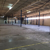 Commercial - Warehouse Space for Rent