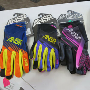 Answer Alpha  MX Motocross Dirt Bike Gloves