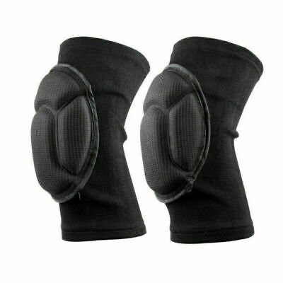 1 Pair Professional Knee Pads Construction Comfort Leg Protectors Work Safety