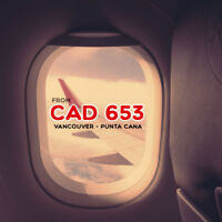 Book Return Flight Vancouver - Punta Cana  from CAD $653