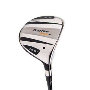 New Cobra Baffler Rail F 3-Wood 15.5* Stiff Flex Graphite RH