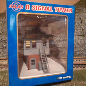 Lionel, MTH, Atlas and Others O Scale Buildings.