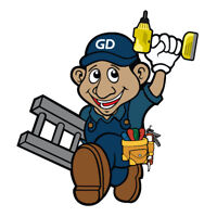 THE GUTTER DOCTOR!  Eavestrough cleaning & repairs, etc