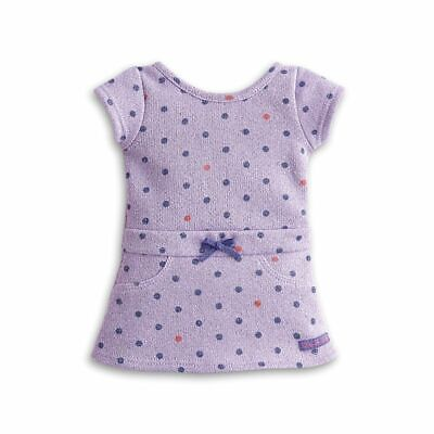 American Girl 2015 Recess Ready Outfit Shimmery French Terry