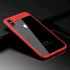 Soft Hard PC Case For iphone 8 8+ 7 7+ 6 6s 6+ 6s+