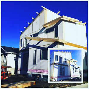 Structural Insulated Panel Wall system Moose Jaw Regina Area image 3