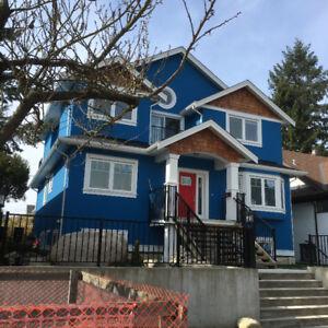 Dunbar Blue House_Basement en-suit Bedroom
