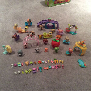 Littlest Pet Animals and Accessories