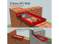 Bricky wall building tool