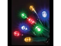 600 Multi LED Chaser Lights 59.9m