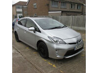 Toyota Prius 1.8 VVTi Hybird 2013(13),PCO READAY,LOW MILEAGE