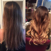 AFFORDABLE Hair Extensions-Tape in-Micro-NanoRing-Removal