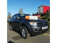 FORD RANGER WILDTRAK HILUX PICK UP 3.2TDCi 200PS 4X4 AUTO