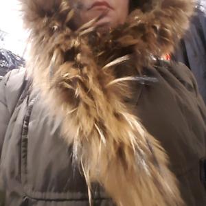 Winter coat from Rudsak. XL