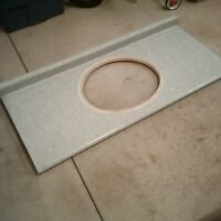 Counter top for bathroom Vanity for sale